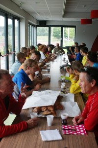 in afwachting van de 1e workshop