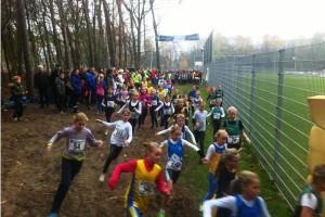 Start Scorpiocross in Oosterhout