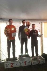 Tim Ernest 3e in Spijkenisse op 5 km