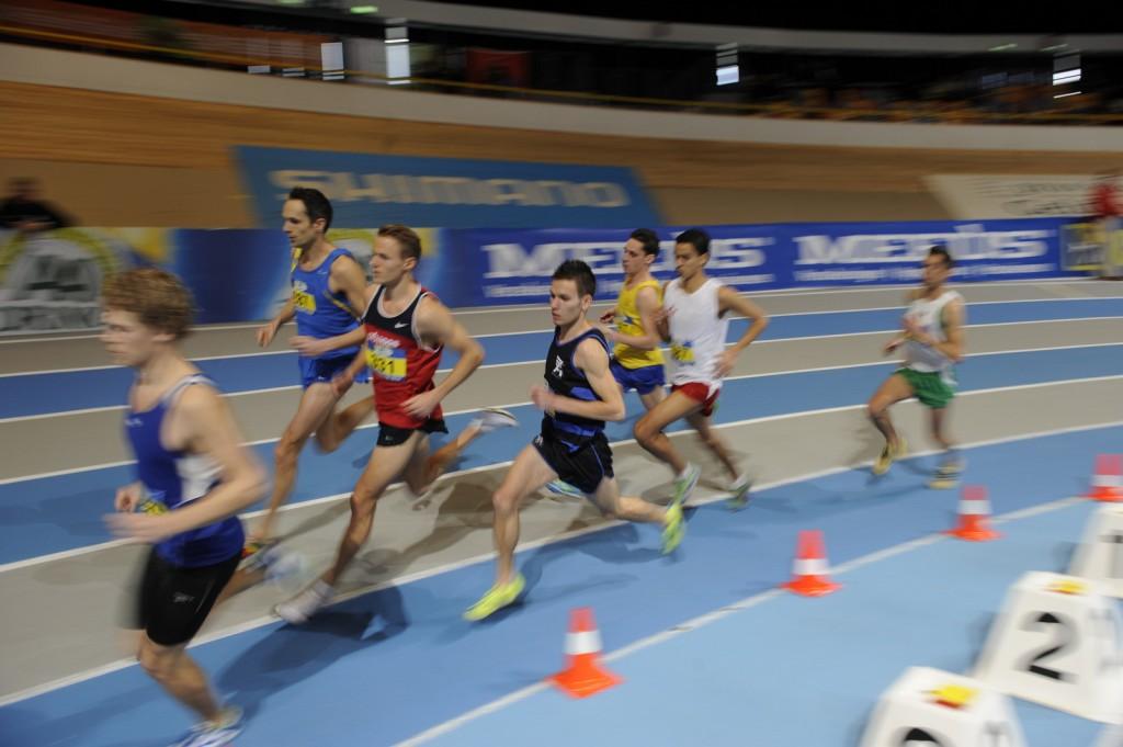 NK Indoor 1.500 m serie