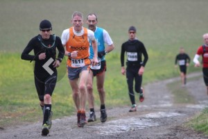 Trail de l'Ourthe 2014: Kees en Jan