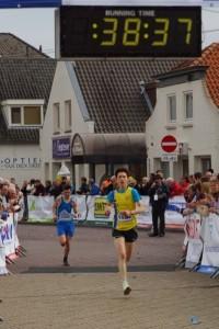 Paddy Herijgers' laatste meters