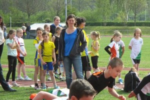 1e Pupillen competitiewedstrijd Bergen op Zoom