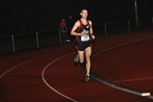 Tim Ernest debuteert op 3.000 meter