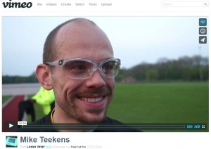 Losse Veter interview met Mike Teekens