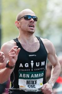 Rotterdam Marathon 2014 Mike Teekens