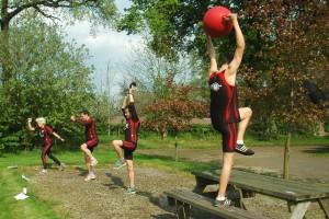Trainingsstage Achilles-LTv Dwingeloo