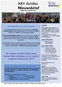 arvachillesnieuwsbrief38-dec2016