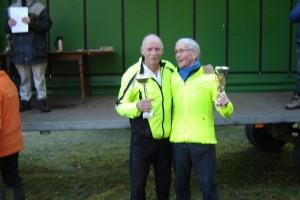 Jac Beekers (rechts)