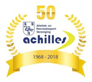 50jaarAchilles-logo