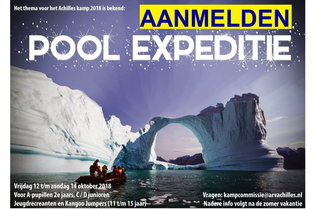 Pool Expeditie